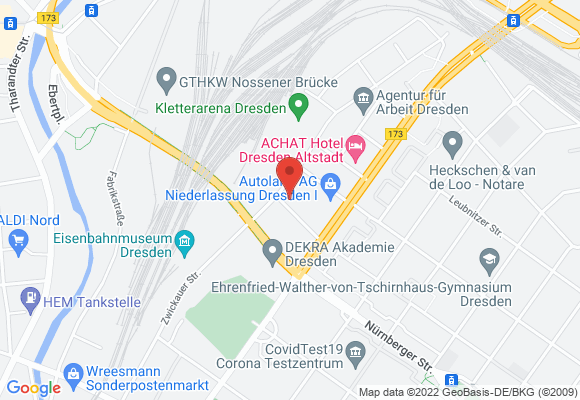 Glauchauer Straße 1, 01069 Dresden