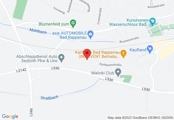 Raiffeisenstraße 36, 74906 Bad Rappenau