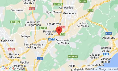 Cómo llegar a ULMA Carretillas Elevadoras Delegación Catalunya