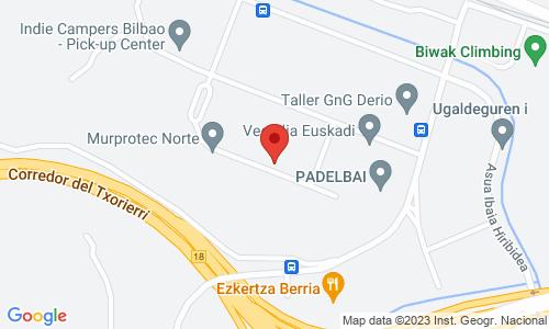 Cómo llegar a ULMA Carretillas Elevadoras Delegación NORTE