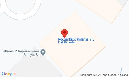 Cómo llegar a ROLMAR, S.L.