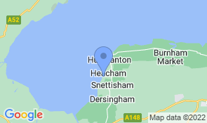 Map of Wavecrest in Heacham