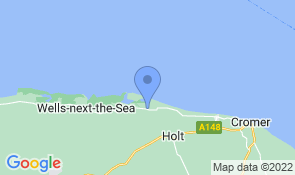 Map of The Brancaster in Blakeney