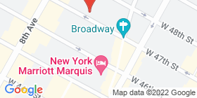 Theater Map