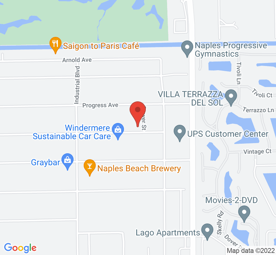 4535 Domestic Ave. Ste. B Naples, FL 34104