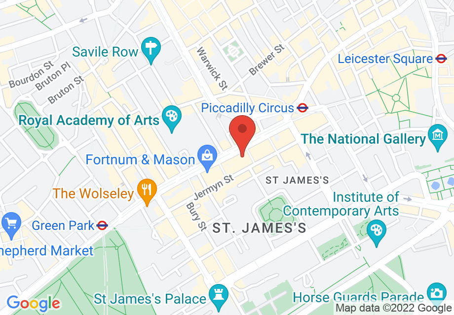 197 Picadilly, St. James's, London W1J 9LL