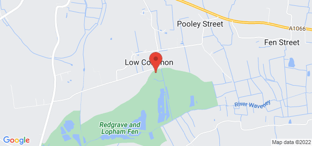 Map showing the location of this monitoring site