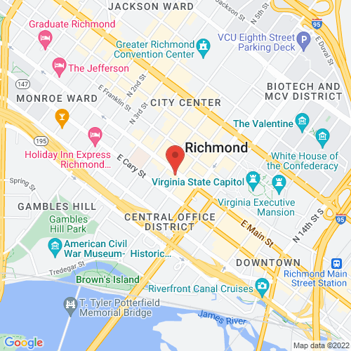 Google Map for Capital Ale House