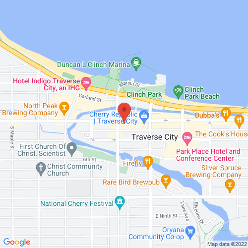 Google Map for City Opera House