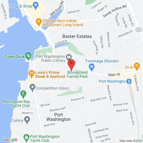 Google Map for Jeanne Rimsky Theater