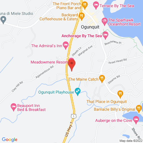 Google Map for Jonathan's Ogunquit
