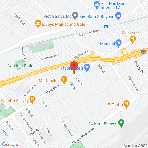 Google Map for McCabe's Guitar Shop