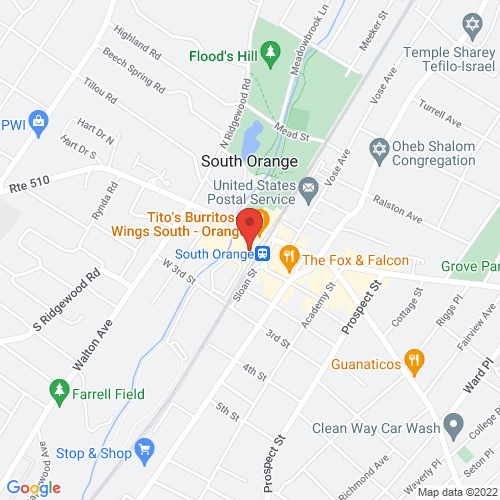 Google Map for SOPAC | South Orange Performing Arts Center