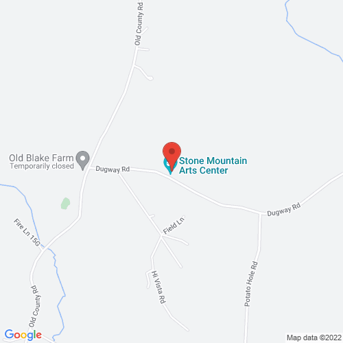 Google Map for Stone Mountain Arts Center