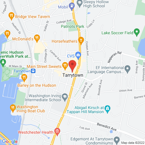 Google Map for Tarrytown Music Hall