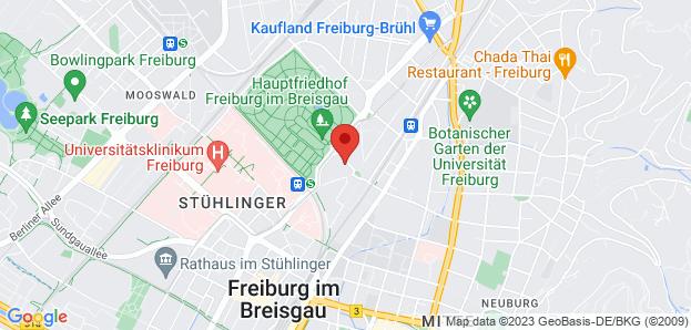 Freiburger Bestattungsinstitut  Karl Bernhard Müller in Freiburg