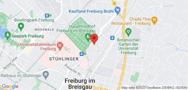 Bestattungsinstitut Schneider-Hauser in Freiburg