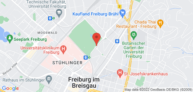 Bestattungsdienst der Stadt Freiburg in Freiburg