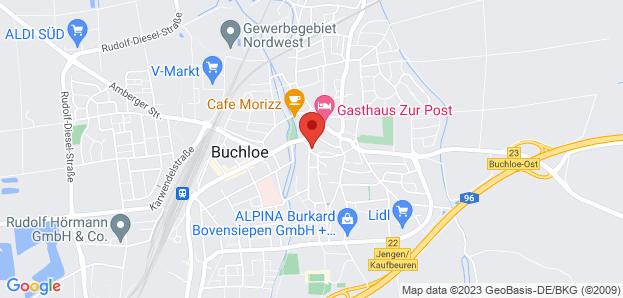 Bestattungsdienst Mayer in Buchloe