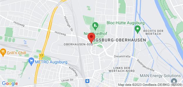 Bestattungsdienst in Schwaben GmbH & Co. KG in Augsburg