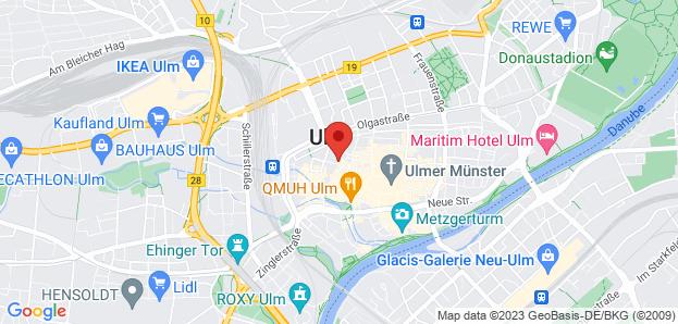 Erstes Ulmer Bestattungsinstitut Helmut Streidt in Ulm