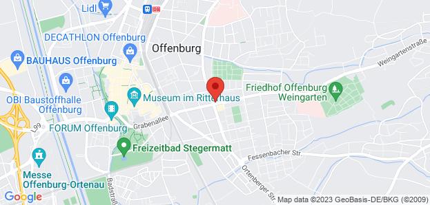 Geiger Bestattungshaus in Offenburg