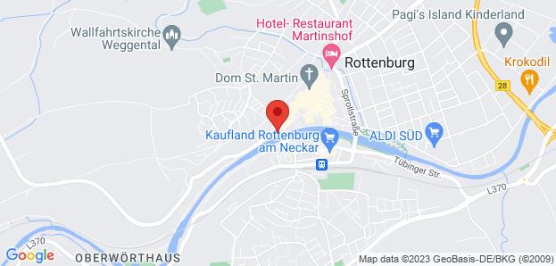 Rolf Friedrichson Bestattungsinstitut in Rottenburg