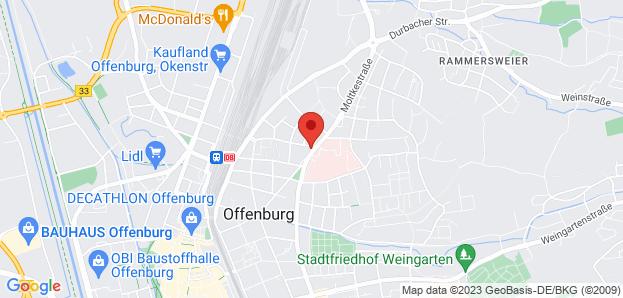 Kiechle Bestattungsinstitut GmbH in Offenburg