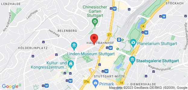 Bestattungshaus Haller in Stuttgart Mitte