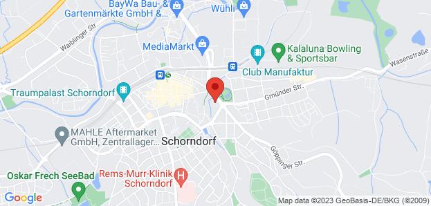 Erstes Schorndorfer Bestattungsinstitut Stocker Inh. I. Göbe in Schorndorf