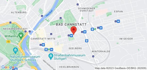 Bestattungshaus Haller in Bad Cannstatt