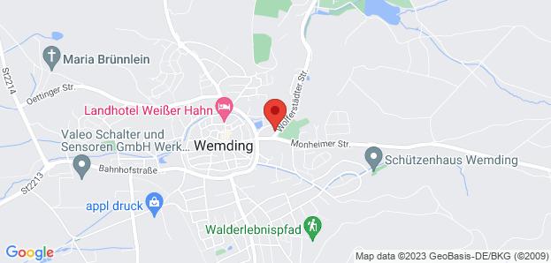 Hans-Ludwig Held Bestattungsinstitut in Wemding