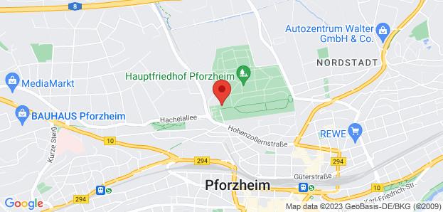 Pforzheimer Bestattungshaus GmbH in Pforzheim