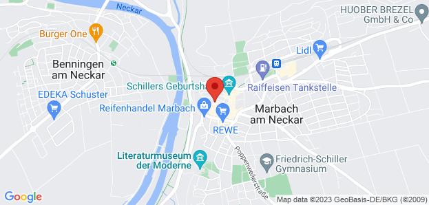 Bestattungen am Rathaus in Marbach