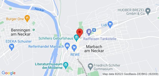 Bestattungsinstitut Fink in Marbach