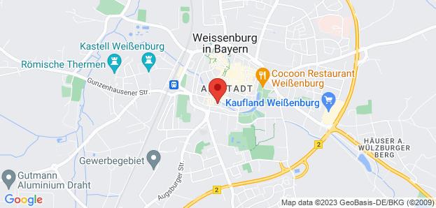 Bestattungen Unger e.K. in Weißenburg