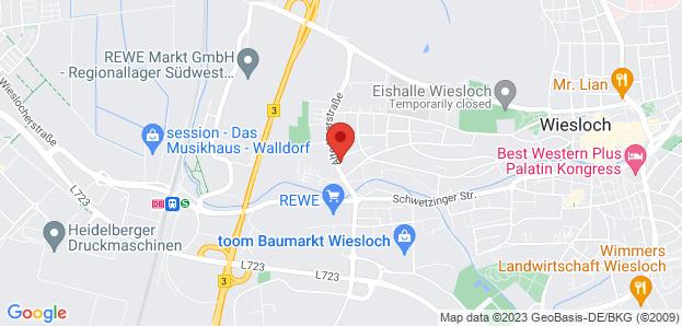 Bestattungs-Institut Brenner GmbH in Wiesloch