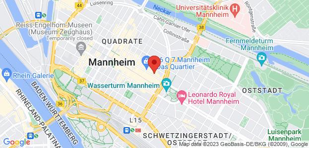 Bestattungsinstitut Hornauer in Mannheim