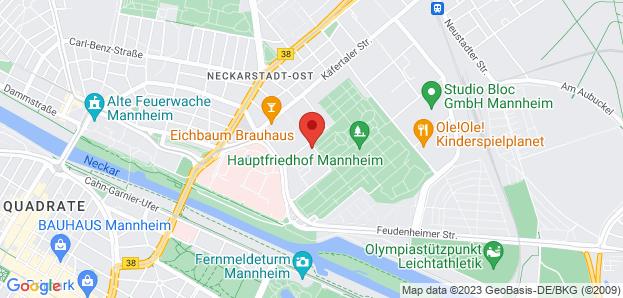 Bestattungshaus Karcher in Mannheim