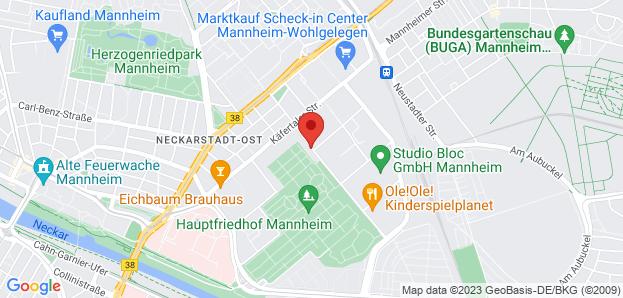 Fritz Bühn GmbH + Co. KG Bestattungsinstitut in Mannheim