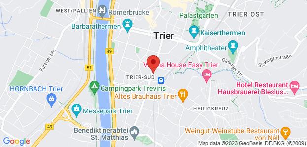 Franzen in Trier