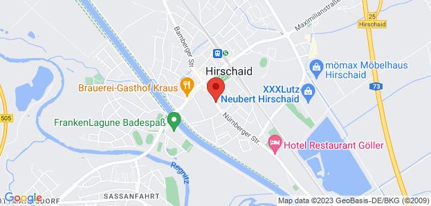 Bestattungsinstitut Friede Dieter Neuner in Hirschaid