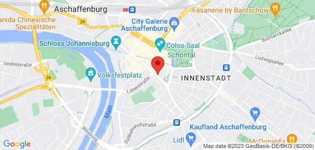 """Beerdigungsinstitut """"Pietät"""" in Aschaffenburg"""