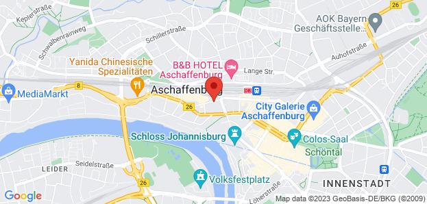 Beerdigung Kraus Trauerhilfe GmbH in Aschaffenburg
