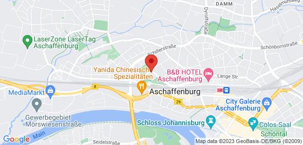 Beerdigungsinstitut Erich Kraus jun. GmbH in Aschaffenburg