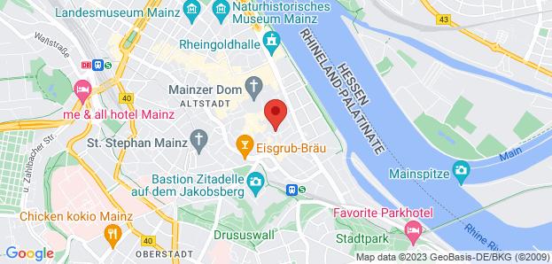 Pietät Wilhelmine Schüddekopf Bestattungsinstitut in Mainz