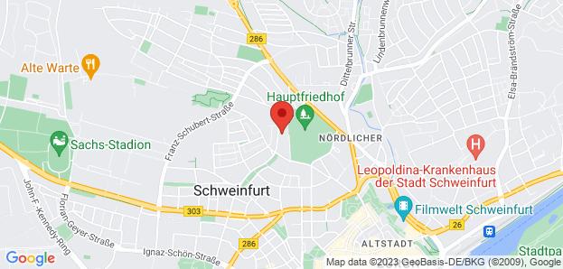 Karl Heinz Müller GmbH Bestattungsinstitut in Schweinfurt
