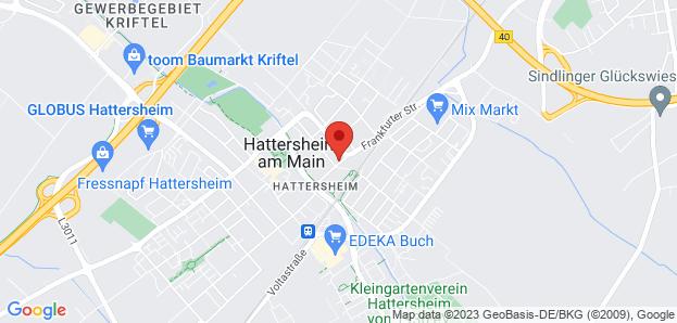 Erstes Hattersheimer Beerdigungsinstitut Gerhard Hanke e. K. in Hattersheim