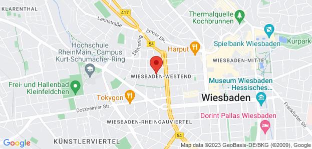 Bestattungsinstitut Vogler am Blücherplatz oHG in Wiesbaden