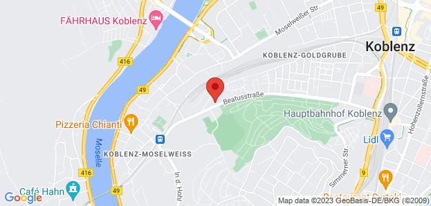 Bestattungen Karl Gebhard in Koblenz